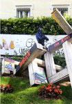 Cartolina Cervia città giardino  3 (2017)