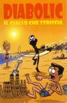 "Cartolina ""Diabolic a Riminicomix"" 2008 (tiratura 100 copie)"