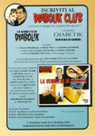 Cartolina Iscriviti al Diabolik Club 2003