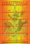 "Cartolina calendario ""Fumettopoli"" 2006"