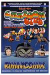 "Cartolina Cartoon club ""Riminicomix"" 21-28 Luglio 2000"