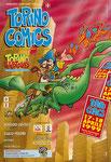 "Cartolina ""Torino Comics"" Aprile 1999"