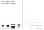 "Cartolina ""Giardino Diaboliko"" 2 retro"