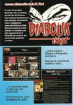 Cartolina Diabolik List