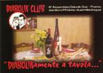 Cartolina 18° assemblea Diabolik Club Poirino 1