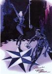 Cartolina Albissola Comics 2014 (Diabolik)
