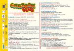 Cartolina Cartoon Club 30 Giugno - 30 Luglio 2003 retro