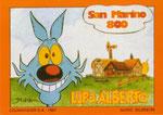 Cartolina 1/11 Lupo Alberto - Cartolinea n° 183