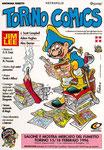 """Cartolina """"Torino Comics"""" Febbraio 1996"""