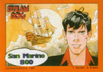 Cartolina 1/16 Dylan Dog - Cartolinea n°187