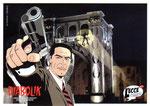 Cartolina Lecce Comics 2012 (7/10)