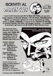 "Cartolina ""Iscriviti al Diabolik Club"" 2017"