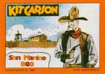 Cartolina 1/3 Kit Carson - Cartolinea n° 175