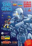 "Cartolina ""Torino Comics"" Marzo 2001 (Diabolik)"