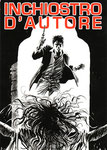"Cartolina ""Inchiostro d'autore"" DYLAN DOG"