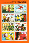 Cartolina 1/17 Foglietto Francobolli San Marino 1997 - Cartolinea n° 189