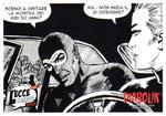 Cartolina Lecce Comics 2012 (3/10)