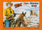 Cartolina 1/5 Tex - Cartolinea n° 177