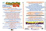 "Cartolina Cartoon Club ""Riminicomix"" 20-27 Luglio 2001 retro"