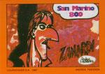 Cartolina 1/14 Zanardi - Cartolinea n° 186
