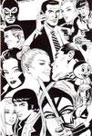 Cartolina Godega a fumetti 2015 (Diabolik)