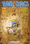 "Cartolina "" Torino Comics"" 21e 22 Marzo 1998"
