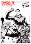 Cartolina Lecce Comics 2012 (8/10)