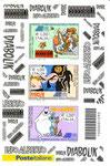 Foglietto 3 francobolli