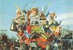 Cartolina Carnevale di Viareggio (Elios)