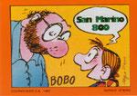 Cartolina 1/13 Bobo - Cartolinea n° 185