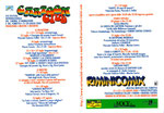 "Cartolina Cartoon club ""Riminicomix"" 21-28 Luglio 2000 retro"