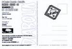 Cartolina 6° Mostra mercato Scandicci (Marzo 2015) retro