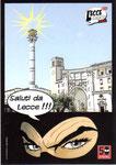 Cartolina Lecce Comics 2012 (2/10)