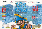 "Cartolina ""Torino Comics"" Aprile 2000"