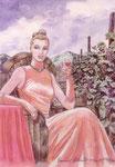 """Cartolina """"Diabolik"""" illustrato da Beniamino Delvecchio 5"""