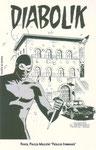 """Cartolina """"3° mostra mercato fumetti dischi"""" Pescia 2006"""