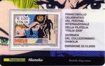 Tessera francobollo (Diabolik)