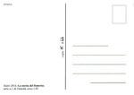 "Cartolina circolo ""San Mauro n° 1 (2016) retro"