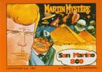 Cartolina 1/15 Martin Mystere - Cartolinea n°187