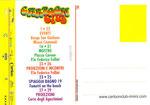 """Cartolina """"Riminicomix"""" 23-24-25 Luglio 2004 retro"""