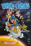"""Cartolina """"Torino Comics"""" Marzo 1997"""