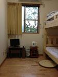 客室(10号車)② 二段ベッドなので、一部屋に2人で過ごせます(^-^)