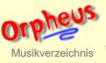Orpheus Musikverzeichnis