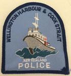 Nueva Zelanda-Puerto de Wellington y estrecho de Cook