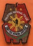 Filipinas - Policia Nacional