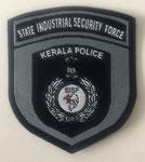 Estado de Kerala - Policia Industrial