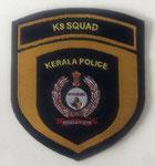 Estado de Kerala - Unidad Canina