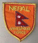 Nepal - Policia Armada