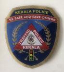 Estado de Kerala - Trafico