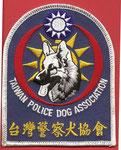 Taiwan-Unidad Canina